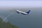 Dovesky 737 turn