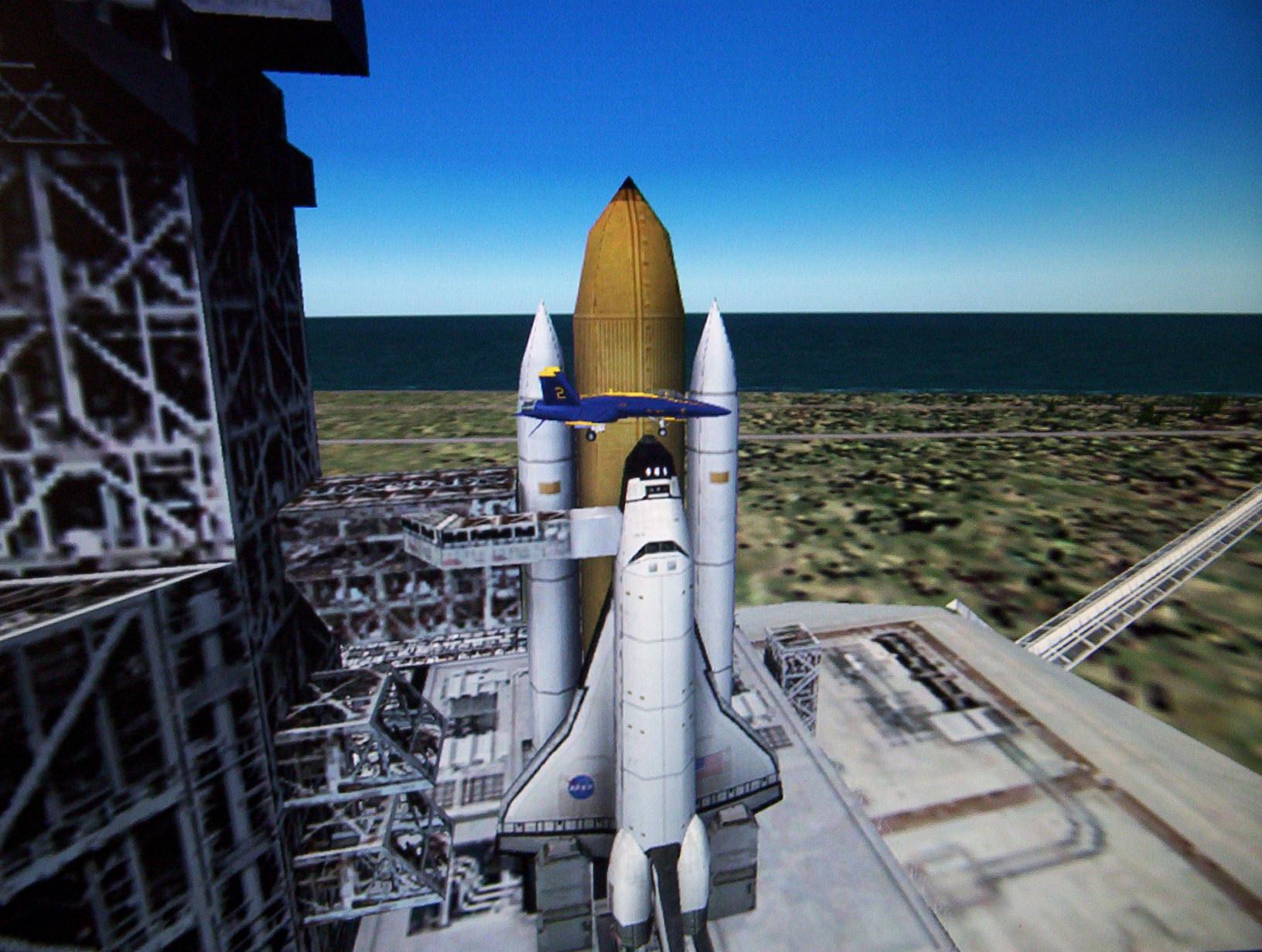 astronaut flight simulator - photo #35