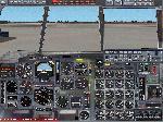 Concorde 2D Cockpit Panel