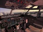 B737-800 Cockpit