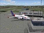 TU330 Fed-Ex Cargo