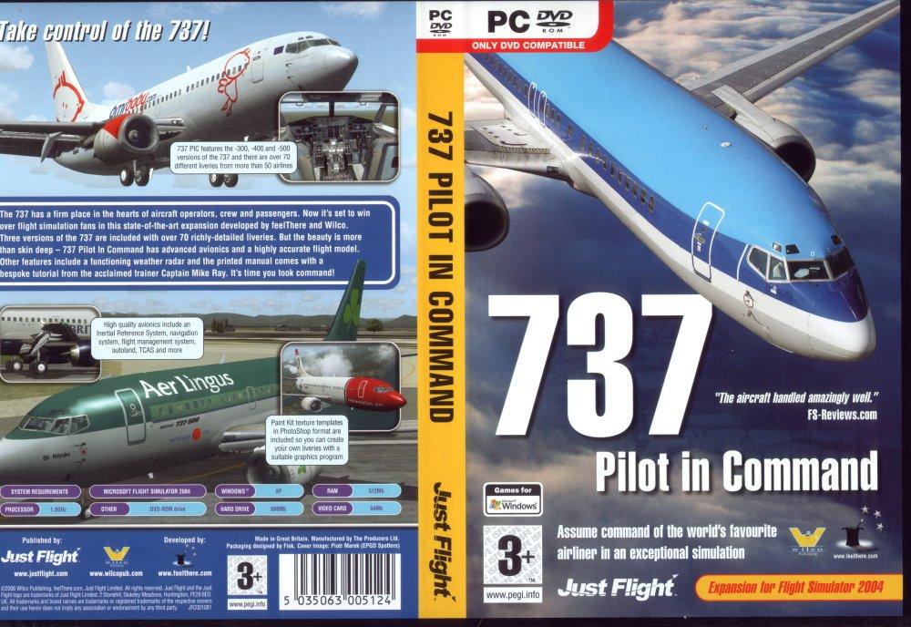 Crack. Sürüm. 737 Pilot In Command Ek Paket. Microsoft Flight
