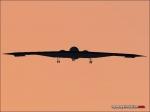 B-2 Spirit On landing to CYXU
