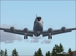 C-124 on final