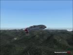 C-124 Upside Down