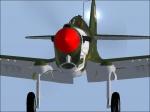 P-40N at CYXU