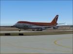 747 on takeoff