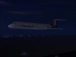 Hawaiian B717 #1