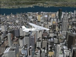 Flying over Manhattan in C172