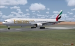 Emirates Departure from Runway 30L