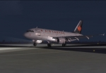 319 Touch down
