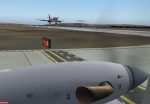 Me Waiting in the RNZAF King Air