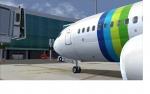 Transavia 737 at Barcelona (LEBL)