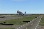 Boeing 737 out of Christchurch NZ