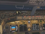 Approaching KLAX in 737-700