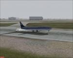 737 Landing