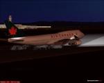 Boeing 747-400 Air Canada