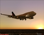 PARIS on final RWY08R