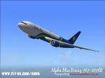 Alpha Blue Boeing 767-200