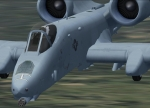 A-10 Warthog Close-up