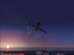 A340 in high flight level