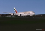 The A380 in Melbourne