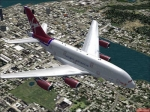 The new Virgin A380 in all it's glory