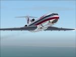 American Flying over the Rio de la Plata