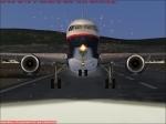 757 AM321 Explosion