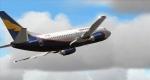 Aeroflot Boeing 737 Departing Domodedovo