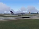 Air france at EGLL