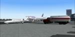 Air France 747 at CYYR