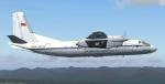Old Antonov Prop