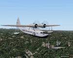 Sikorsky S-43 over Aricibo