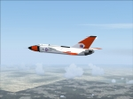 CF-105 Avro Arrow over Ontario Canada