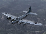 "B-17G ""Sentimental Journey"""