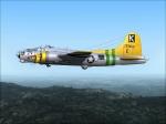 "B-17G ""Fuddy Duddy"""