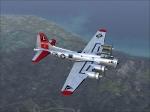 """B-17G """"Yankee Lady"""""""