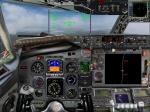 B707 AWAX 2D Cockpit