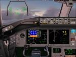 B737-800 2D Cockpit