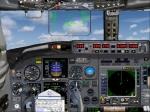 B737-200 2D Cockpit