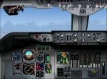 B747-300 CLS 2D Cockpit