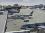 B757-200 Departing CSEA