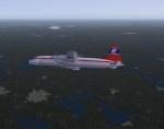 Old Britannia over Quebec