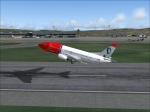 Norwegian 737-500