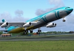 BWIA West Indies Taking Off