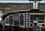 Beech 1900D Cockpit