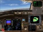 B757-200 2D Cockpit