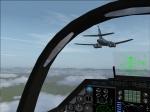 Chasing B-1B