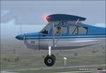 Aeronca on downwind